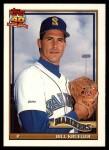1991 Topps Traded #70 T Bill Krueger  Front Thumbnail