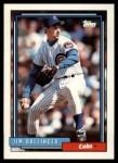 1992 Topps Traded #17 T Jim Bullinger  Front Thumbnail