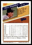 1993 Topps Traded #106 T Dave Magadan  Back Thumbnail