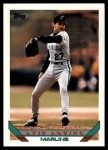 1993 Topps Traded #76 T Luis Aquino  Front Thumbnail