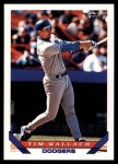 1993 Topps Traded #127 T Tim Wallach  Front Thumbnail