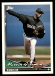 1994 Topps Traded #49 T Marvin Freeman  Front Thumbnail