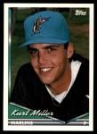 1994 Topps Traded #111 T Kurt Miller  Front Thumbnail