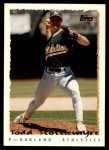 1995 Topps Traded #51 T Todd Stottlemyre  Front Thumbnail