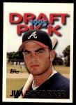 1995 Topps Traded #126 T Jim Scharrer  Front Thumbnail
