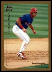 1999 Topps Traded #46 T Carlos Pena  Front Thumbnail