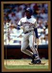 1999 Topps Traded #100 T Tony Batista  Front Thumbnail