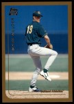 1999 Topps Traded #8 T Mark Mulder  Front Thumbnail