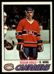 1977 Topps #241  Rejean Houle  Front Thumbnail