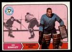 1968 Topps #100  Les Binkley  Front Thumbnail