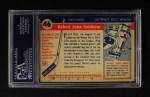 1954 Topps #46  Bob Goldham  Back Thumbnail