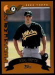 2002 Topps Traded #134 T Neal Cotts  Front Thumbnail