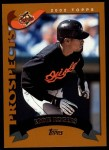 2002 Topps Traded #139 T Eddie Rogers  Front Thumbnail