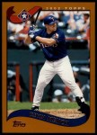 2002 Topps Traded #75 T Kevin Mench  Front Thumbnail