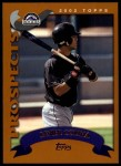 2002 Topps Traded #127 T Javier Colina  Front Thumbnail