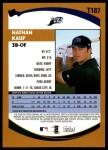 2002 Topps Traded #187 T Nathan Kaup  Back Thumbnail