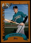 2002 Topps Traded #257 T Kevin Hooper  Front Thumbnail