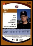 2002 Topps Traded #177 T Brett Kay  Back Thumbnail