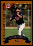 2002 Topps Traded #221 T Michael Cuddyer  Front Thumbnail