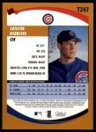 2002 Topps Traded #247 T Jason Dubois  Back Thumbnail