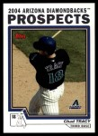 2004 Topps Traded #91 T Chad Tracy  Front Thumbnail