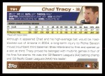 2004 Topps Traded #91 T Chad Tracy  Back Thumbnail