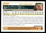2004 Topps Traded #87 T Kurt Suzuki  Back Thumbnail