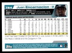 2004 Topps Traded #64 T Juan Encarnacion  Back Thumbnail
