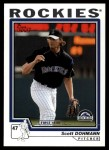 2004 Topps Traded #147 T  -  Scott Dohmann First Year Front Thumbnail