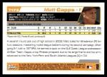 2004 Topps Traded #173 T  -  Matt Capps First Year Back Thumbnail