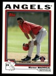 2004 Topps Traded #157 T  -  Warner Madrigal First Year Front Thumbnail