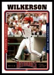 2005 Topps Update #13  Brad Wilkerson  Front Thumbnail
