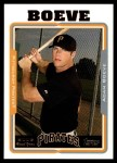 2005 Topps Update #239  Adam Boeve   Front Thumbnail