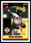 2006 Topps Update #231   -  Edgar Renteria All-Star Front Thumbnail