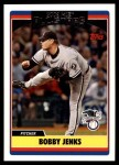 2006 Topps Update #268   -  Bobby Jenks All-Star Front Thumbnail