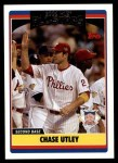 2006 Topps Update #233   -  Chase Utley All-Star Front Thumbnail
