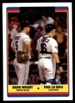 2006 Topps Update #324  David Wright / Paul LoDuca  Front Thumbnail