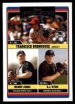 2006 Topps Update #209   -  Francisco Rodriguez / Bobby Jenks / Brendan Ryan Leaders Front Thumbnail