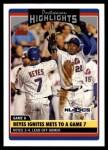 2006 Topps Update #192   -  Jose Reyes Postseason Highlights Front Thumbnail
