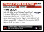 2006 Topps Update #290  Troy Glaus  Back Thumbnail