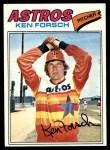 1977 Topps #21  Ken Forsch  Front Thumbnail
