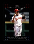 2007 Topps Update #7  Ronnie Belliard  Front Thumbnail