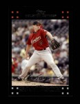 2007 Topps Update #93  Chris Sampson  Front Thumbnail