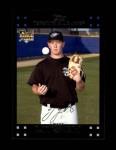 2007 Topps Update #154  Jesse Litsch  Front Thumbnail