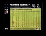 2007 Topps Update #52  Armando Benitez  Back Thumbnail