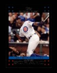 2007 Topps Update #263  Alfonso Soriano  Front Thumbnail