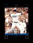 2007 Topps Update #243  Jake Peavy  Front Thumbnail