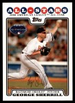 2008 Topps Update #83   -  George Sherrill All-Star Front Thumbnail