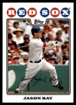 2008 Topps Update #216  Jason Bay  Front Thumbnail