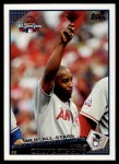 2009 Topps Update #128  Chone Figgins  Front Thumbnail